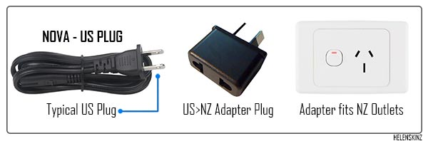 Adapter Plug for Mighty Vape NZ