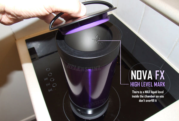 Ardent Nova FX High Level Mark NZ