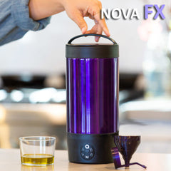 Ardent™ NOVA FX Decarboxylator Herbal Kitchen NZ | Helenskinz NZ