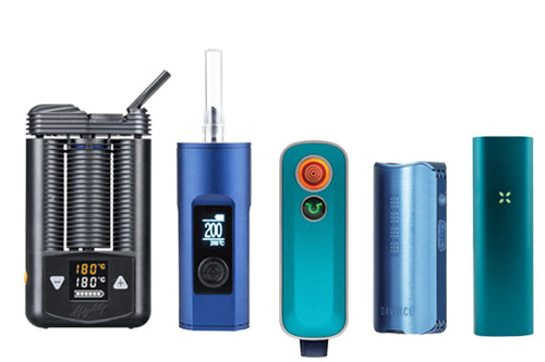 Portable Dry Herb Vaporizer NZ