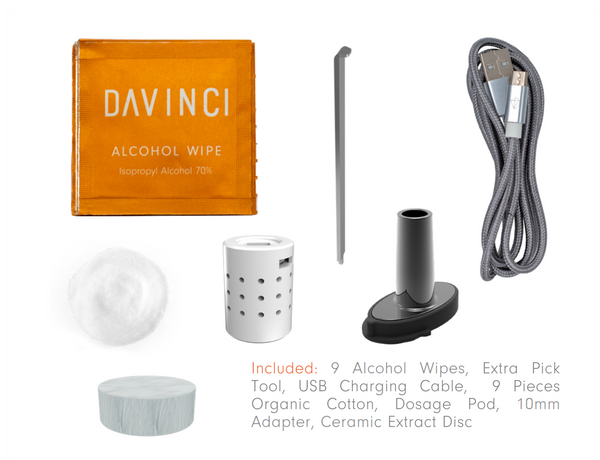 DaVinci IQ2 - Accessories - Helenskinz NZ