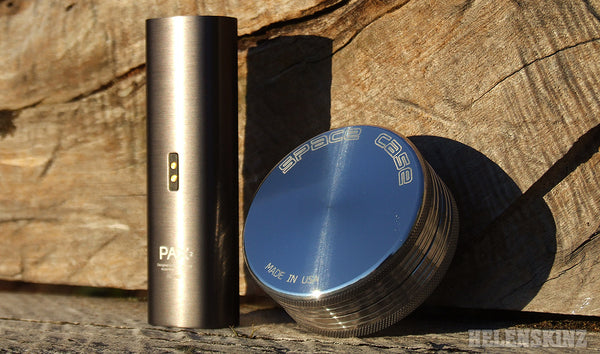 Pax 2 and Space Case 2pc Herb Grinder - Helenskinz NZ