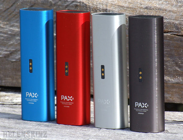 Pax 2 Portable Vaporizer by Ploom USA