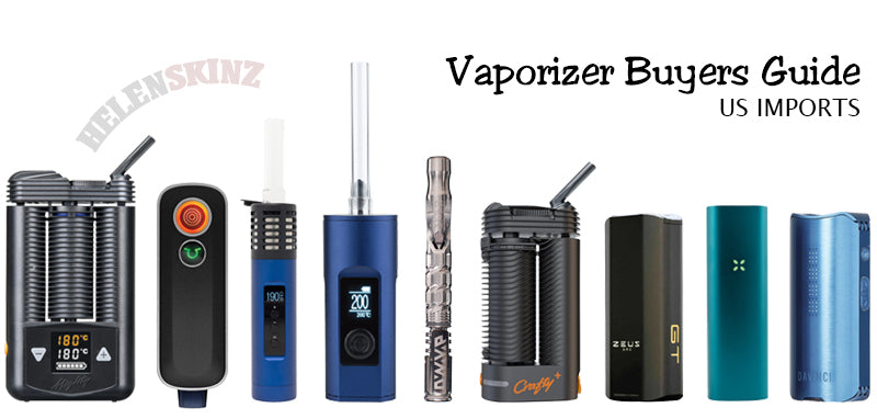 Portable Dry Herb Vaporizers NZ