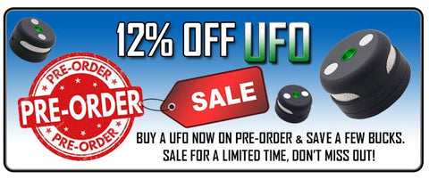 UFO Induction Heaters Pre-Order Starts Soon - by the 28th July 2021.
