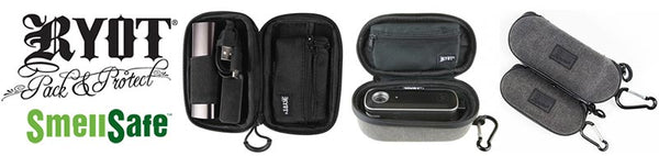 RYOT Smell Proof Vaporizer Cases NZ