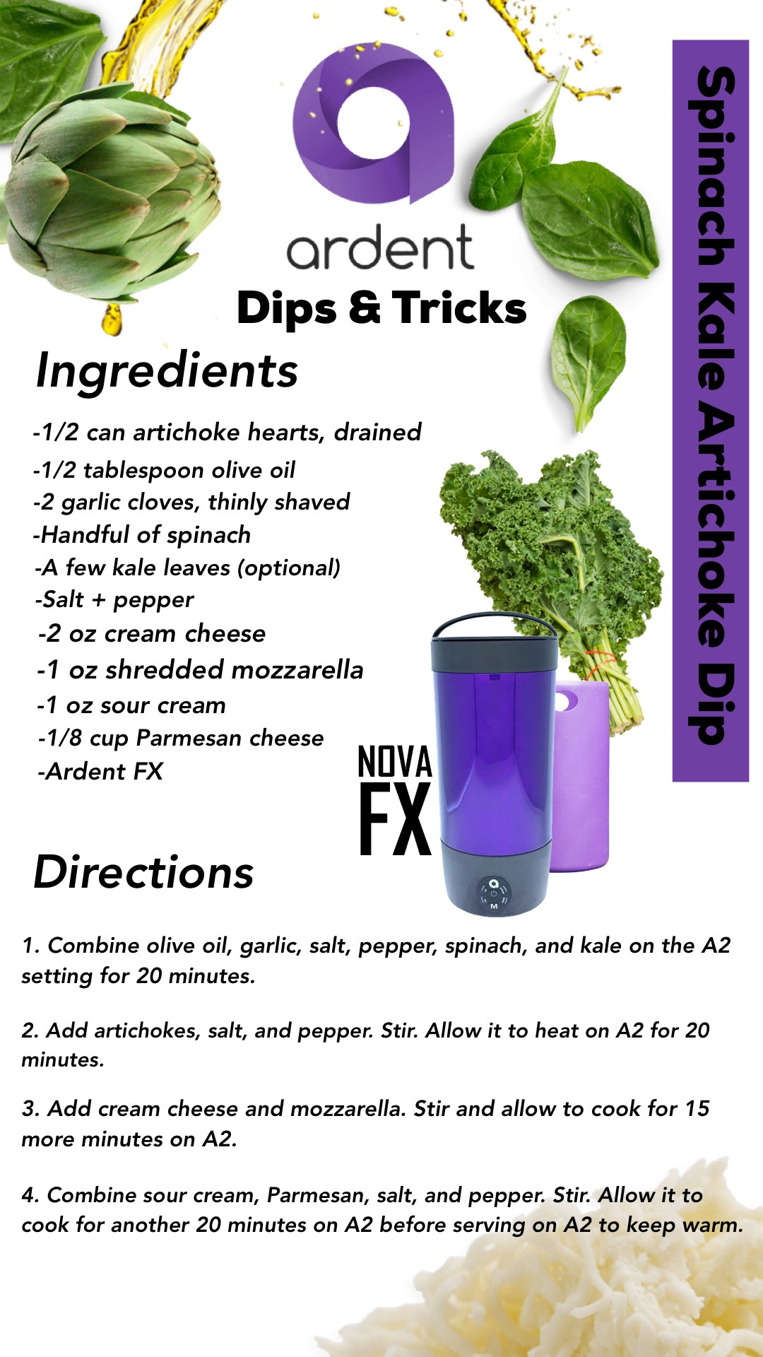 Ardent Nova Free Infusion Recipe NZ - Dips and Tricks
