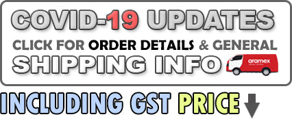 Shipping Policy Page - Shipping & Order Info