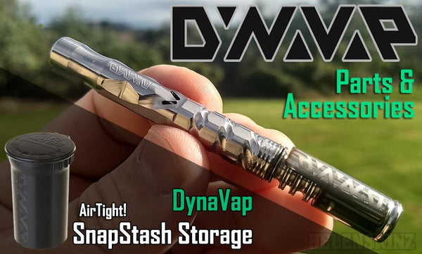 DynaVap SnapStash Containers NZ