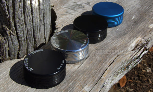 Space Case 2pc Herb Grinder - Helenskinz NZ