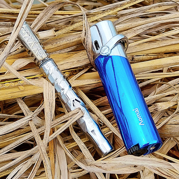 Aomai Blaze Lighter with DynaVap Vaporizer NZ