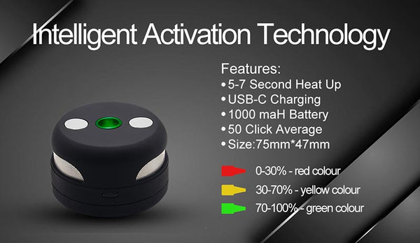 UFO Induction Heater NZ Portable Device