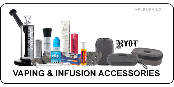 Vaping & Infusion Accessories NZ