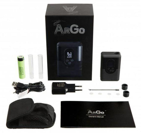 Arizer ARGO Portable Vape Kit - Helenskinz NZ