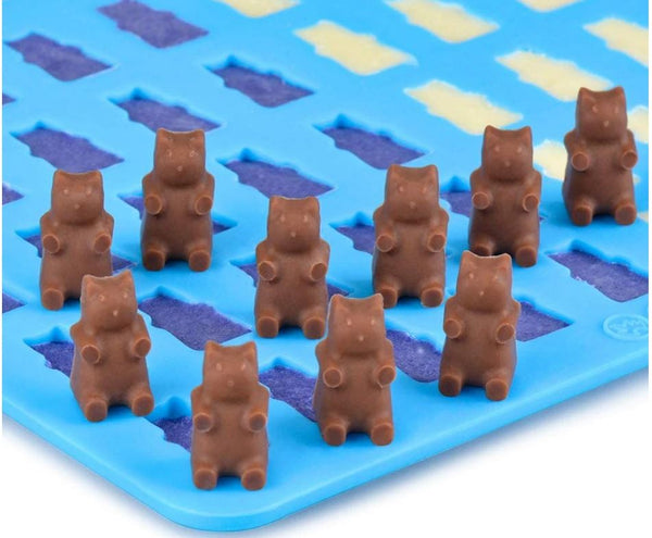 Infused Chocolate Gummy Bears Ready To Eat