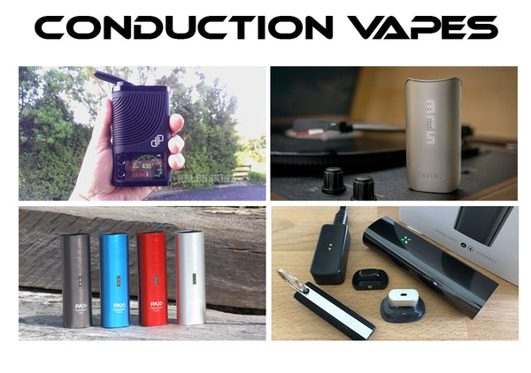 Conduction Vaporizers