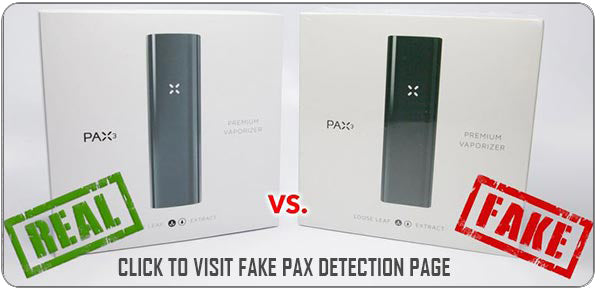 How to detect if your Pax Vape is Fake or Genuine?