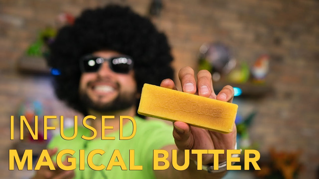 Maggical Butter