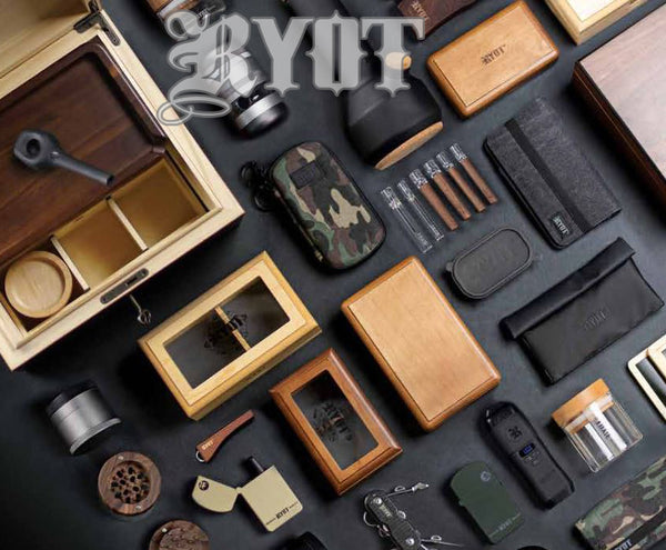 RYOT Premium Smokeware and Vaping Equipment NZ
