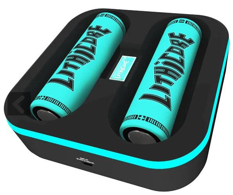 LITHICORE PULSE 2 BAY CHARGER NZ