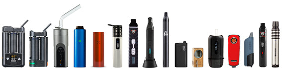 Lots of Portable Vaporizers
