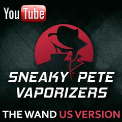 Sneaky Pete's The Wand Video Review - Ispire Wand NZ