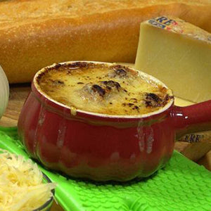 Flying French Onion Soup