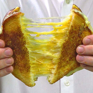 Goofy Gooey Grilled Cheese