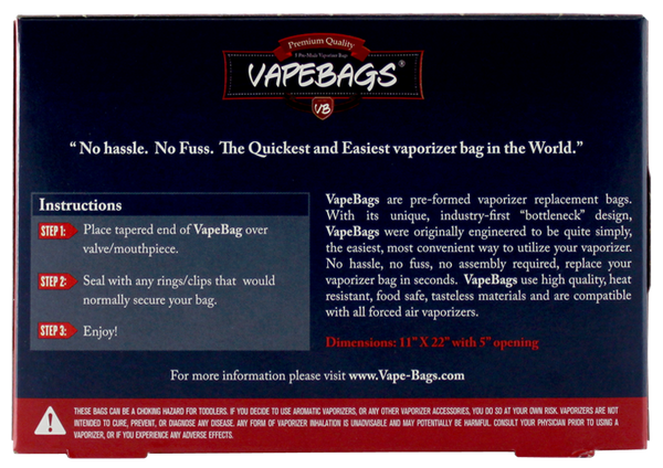 Vape Bags Packet