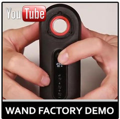 The Wand by Ispire Factory Demo Video