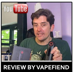 Ispire The Wand Review Video Vapefiend UK