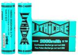 Box & Lithicore 18650 3000mAh Herbal Vaporizer Battery NZ