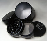 Space Case Medium Herb Grinder - 4pc - Helenskinz Online NZ - 12