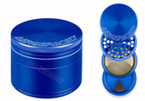 Aerospaced Herb Grinder - 4pc - Helenskinz Online NZ - 1