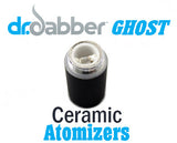 Dr Dabber Ceramic Ghost Atomizer - Upgrade - Helenskinz Online NZ