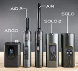 Arizer Air 2 Dry Herb Vaporizer Comparison NZ