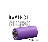 DaVinci MIQRO - 18350 Battery