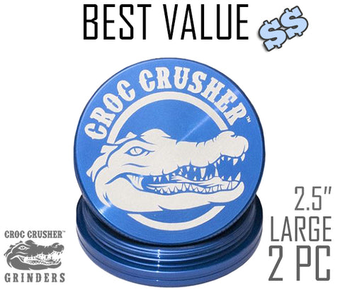Croc Crusher 2PC Medium Grinder NZ