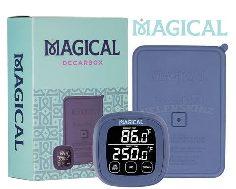 Magical Butter DecarBox Decarboxylator NZ
