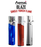 Aomai Blaze Single Torch Lighter for DynaVap Vape NZ