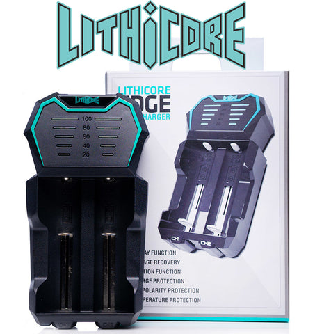 Lithicore Edge 2 Battery Charger NZ
