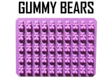 Silicon Gummy Bear Mold for Infusions NZ