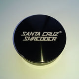 Santa Cruz Shredder Herb Grinder - 2pc Large 68mm - Helenskinz Online NZ - 6
