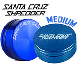 Santa Cruz Shredder Herb Grinder - 2pc Medium 54mm