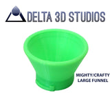 Mighty + Crafty Large Loading Funnel - Delta 3D
