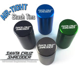 Santa Cruz Shredder Colored Stash Tins NZ
