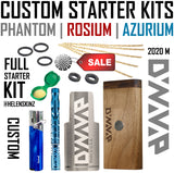 DynaVap 2020 M Custom Starter Kit - Dry Herb Vape Kit NZ