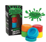 Nogoo Wax Containers - 5 pack - Helenskinz Online NZ - 1