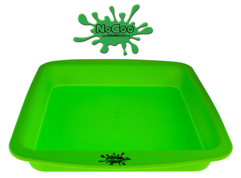 The NoGoo Deep Dish for Concentrates - 8 Inch