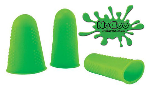 NoGoo Nonstick Fingertips for Sticky Extracts